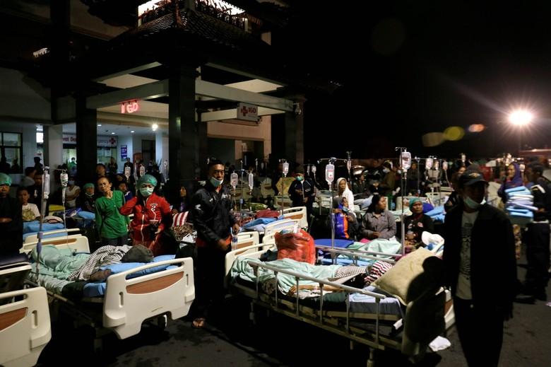 Menag Ajak Masyarakat Doa dan Salat Gaib untuk Korban Gempa Lombok