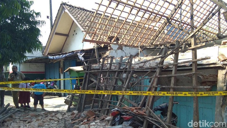 Rumah di Jepara Roboh Saat Direnovasi, 1 Pekerja Tewas
