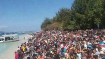 Menpar Pantau Akses Keluar Melalui Udara dan Laut di Lombok