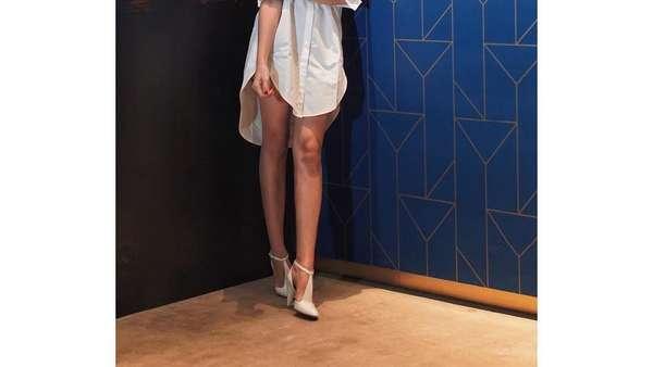 Seperti J-Lo, Raisa hingga Jedar Juga Pakai Kemeja Tanpa Celana