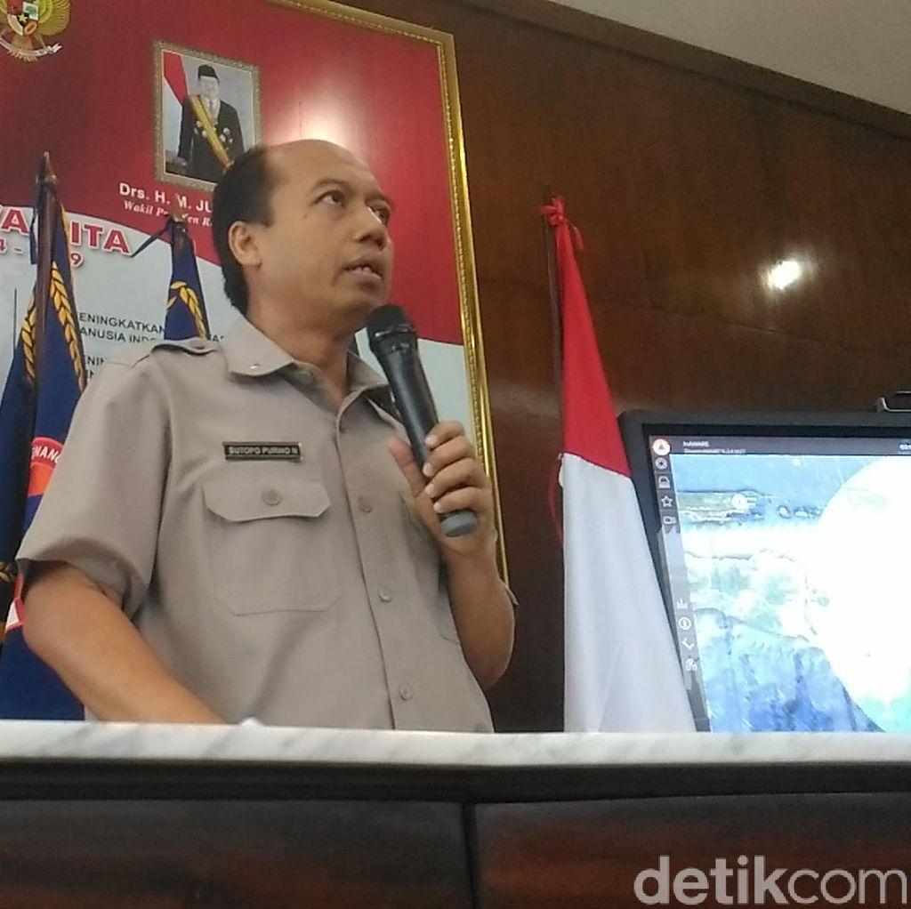 Update Data BNPB: 2.113 Orang Meninggal Akibat Gempa Sulteng
