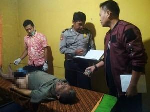 Asma Menahun Tak Kunjung Sembuh, Kakek di Ngawi Gantung Diri