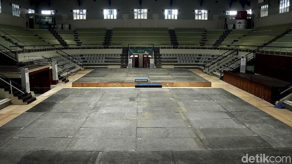 Melihat dari Dekat Venue Pencak Silat Asian Games 2018