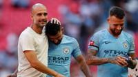 Guardiola Ucapkan Terima Kasih untuk Otamendi, Sambut Ruben Dias