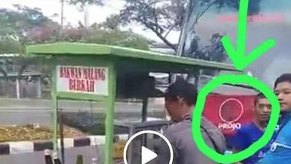 Viral Kabar Relawan Jokowi Tak Bayar Bakso, Projo Merasa Difitnah