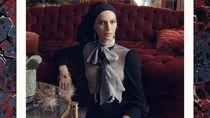 Model Iklan Terbaru Zara Pakai Penutup Kepala, Bidik Pasar Hijabers?