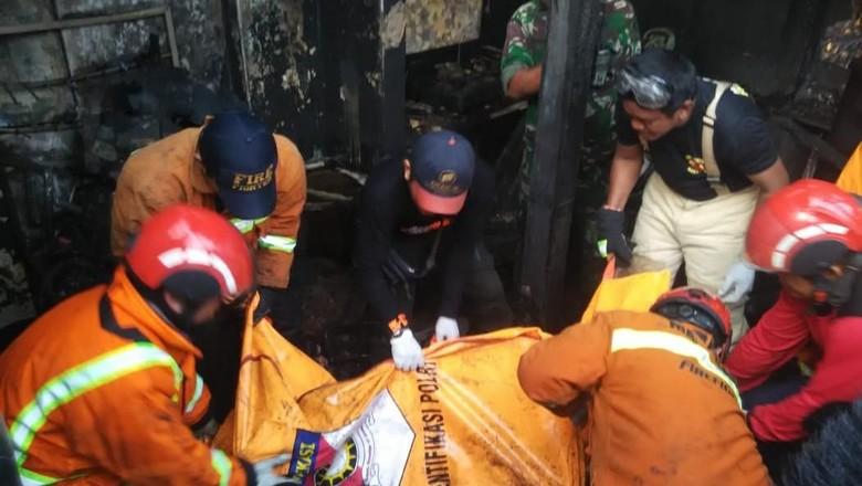 6 Orang Tewas Akibat Kebakaran di Makassar