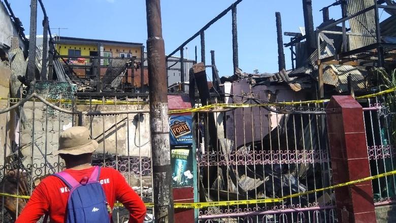 Kebakaran Rumah yang Tewaskan 6 Orang Dipicu Kasus Narkoba?
