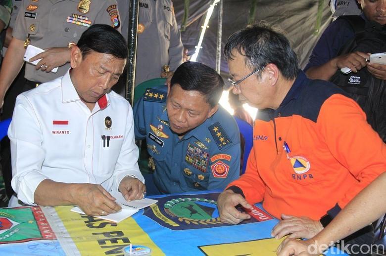 Wiranto: ASEAN hingga Amerika Tawarkan Bantuan ke Gempa Sulteng