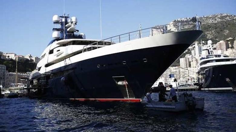 Malaysia Akan Lelang Yacht Super Mewah Milik Jho Low