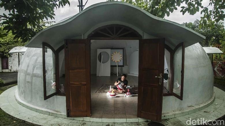 Begini Rumah Tahan Gempa di Yogyakarta
