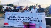 Pertamina Pastikan Fasilitas Distribusi BBM di Lombok Aman