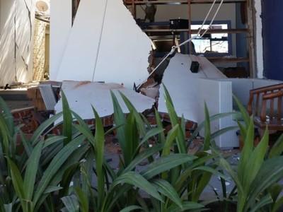 Video: Gili Trawangan yang Porak Poranda Akibat Gempa