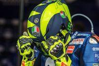 Ini Alasan Rossi Pilih Warna Kuning untuk Helmnya