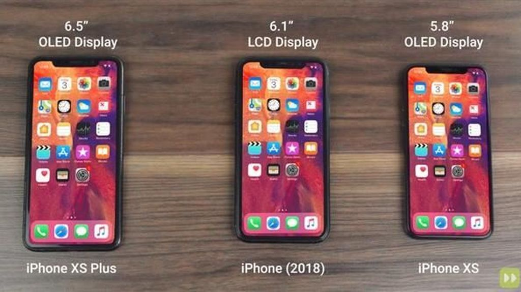 iPhone Anyar Punya Penyimpanan 512 GB, Apple?