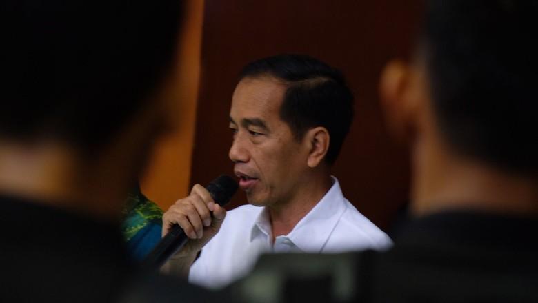 Jokowi PerintahkanWiranto Koordinasi Tangani Gempa 7 SR di Lombok