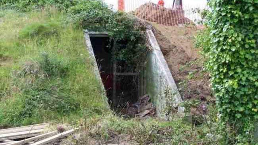 Transformasi Dramatis Bunker Bekas Perang Dunia II Jadi Rumah Super Unik