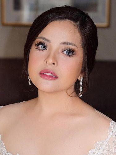 Makeup Pernikahan Tasya Kamila Bertema Betty Boop, Sudah Imut Makin Imut