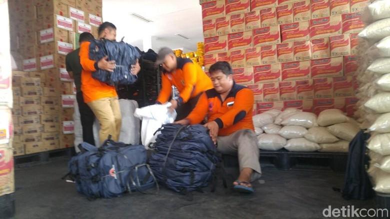 Pemprov Jateng Kirim Bantuan Pasca Gempa 7 SR di Lombok
