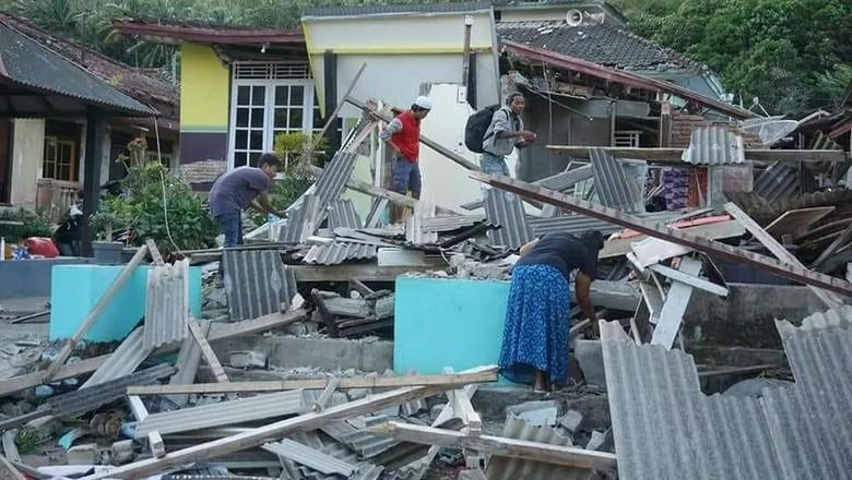 Malaysia Imbau Warganya di Lombok Hindari Area Rawan Usai Gempa