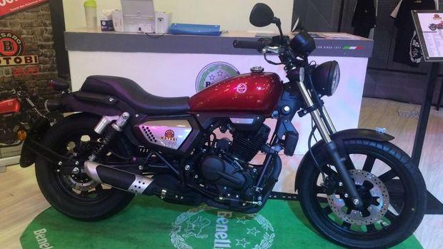 Motobi 200 EVO