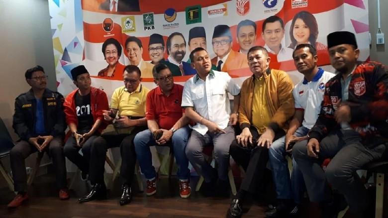 PSI Ingin Koalisi Permanen, Siap Dukung Apa Pun Keputusan Jokowi