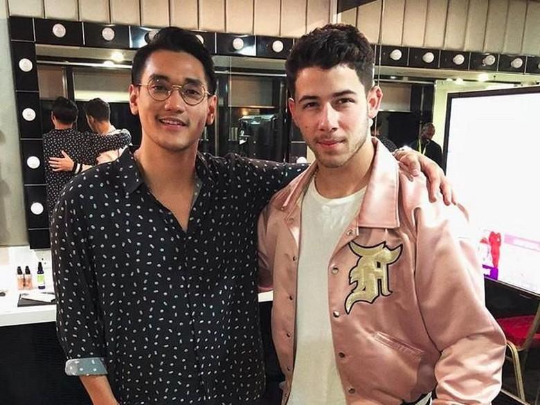 Senangnya Afgan Tampil di MTV Spotlight Bareng Nick Jonas