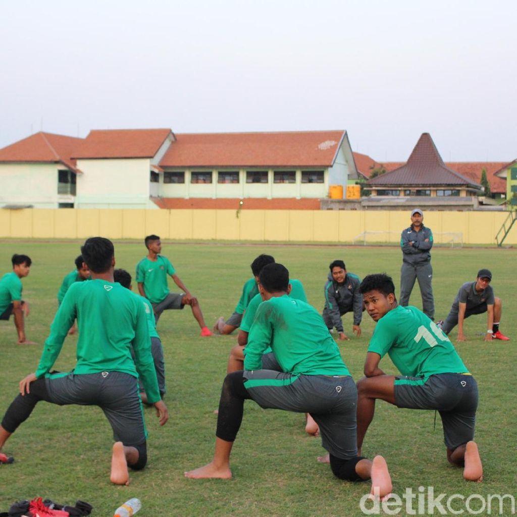 Timnas U-16 Tunggu Perkembangan Kondisi Brylian dan Supriadi