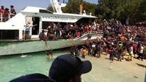 Kemenhub Bantu Evakuasi Wisman, Menpar: Matur Nuwun Pak Budi