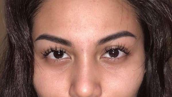 Begini Wajah Ariel Tatum Tanpa Makeup