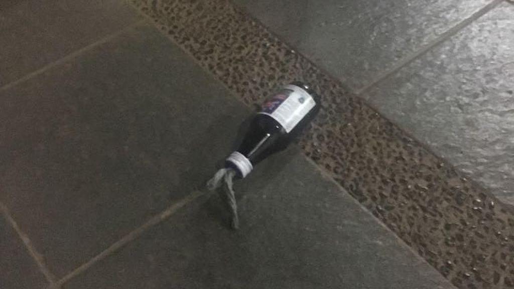 Bobi Lempar Bom Molotov ke Rumah Pacarnya