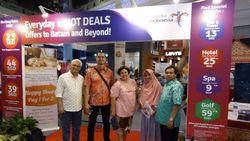 Program Hot Deals Kepri Diserbu Turis Singapura