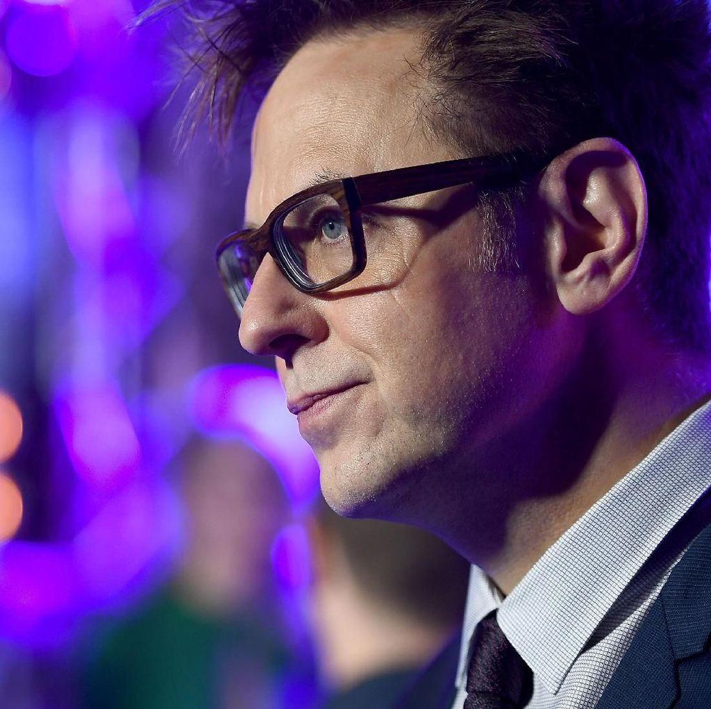Marvel Buang Naskah GOTG 3 James Gunn, Benarkah?