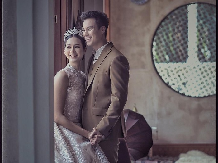 Inspirasi Seserahan Nuansa Jawa Modern Dari Pernikahan Baim Wong Dan