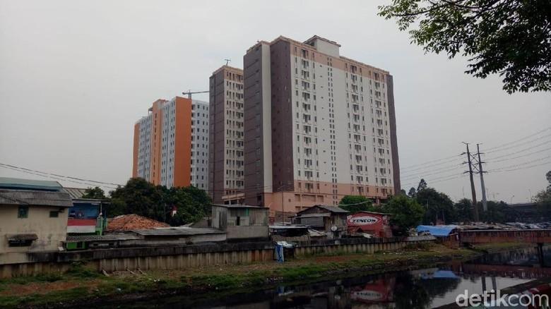 Relokasi Warga Taman Kota, Hanya 2 KK yang Mau Pindah ke Rusun
