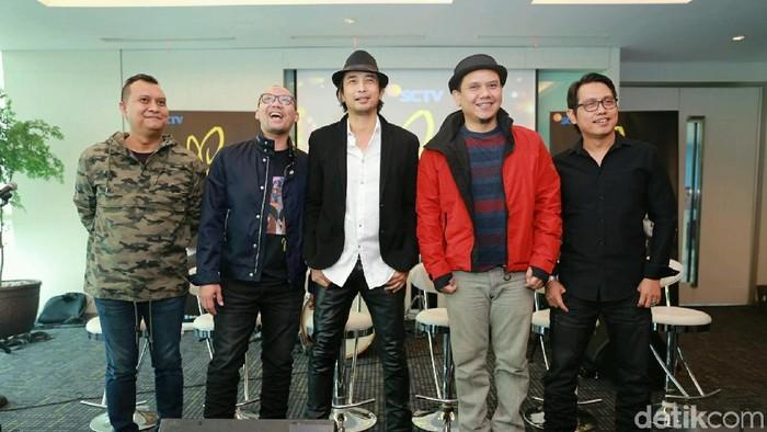Lama Tak Muncul Kini Band Padi mengati Nama Menjadi Band Padi Reborn