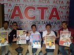 Wakil Ketua ACTA Jadi Timses Jokowi, Ini Respons Habiburokhman