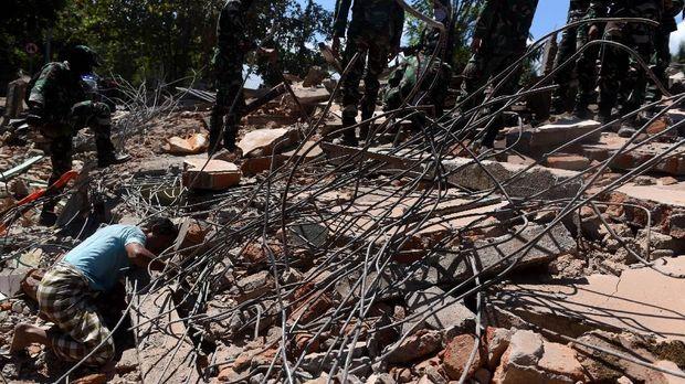 Warga Korsel Peduli Bencana Lombok