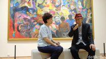 Ciputra Sukses Interpretasi Ulang Lukisan Hendra Gunawan Jadi Patung