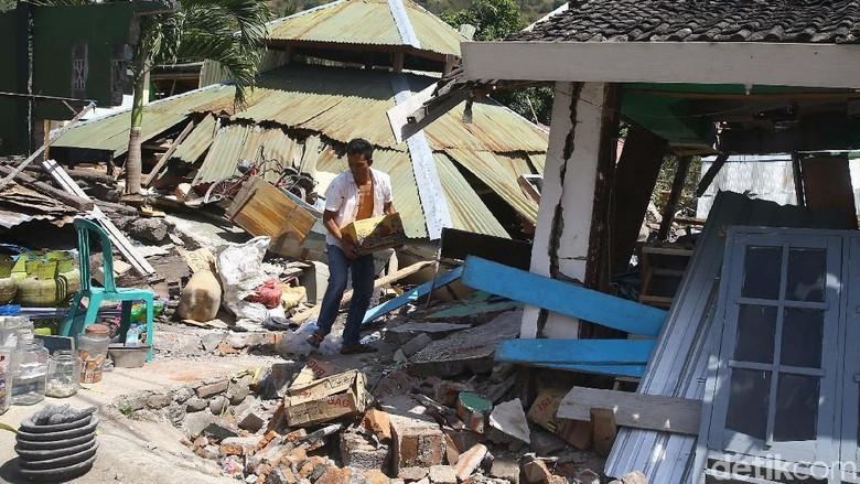 Pasca Gempa 7.0 SR, Sekolah di NTB Diliburkan