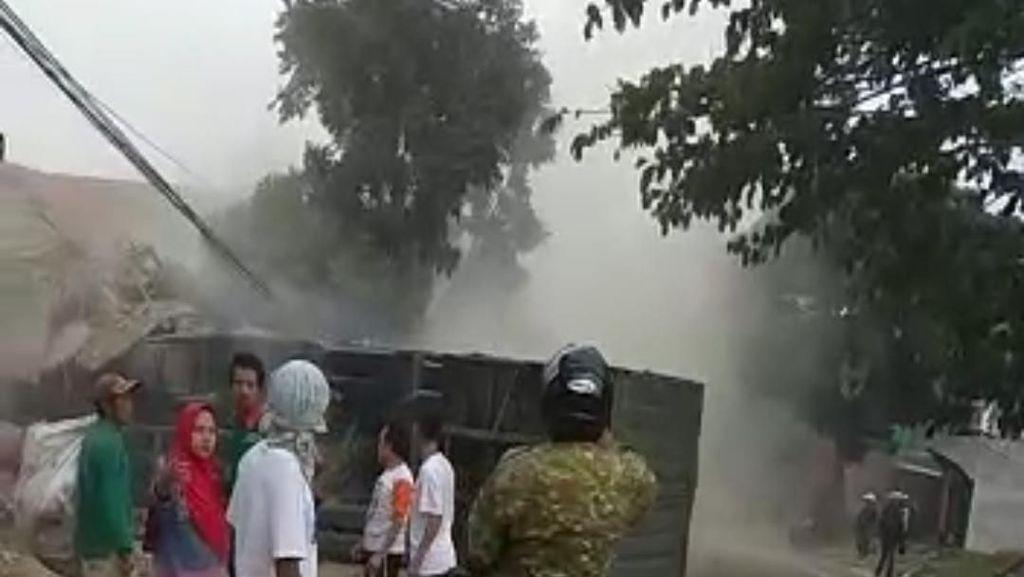 Truk Tabrak Rumah di Cianjur, Polisi: Tidak Ada Korban Jiwa