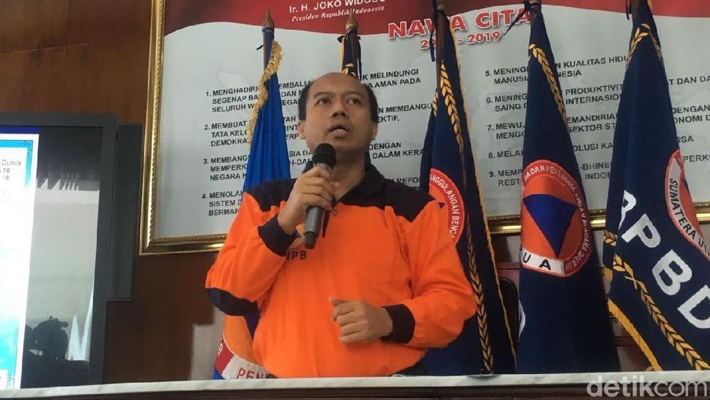 BNPB: Tak Benar Kami Klaim Bantuan Rakyat untuk Korban Gempa Lombok