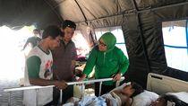 Jelang Musim Hujan, PPP Minta Rehabilitasi Gempa Lombok Dikebut