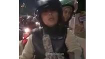 Pemotor Pukul Pejalan Kaki di Trotoar Harus Dilaporkan ke Polisi