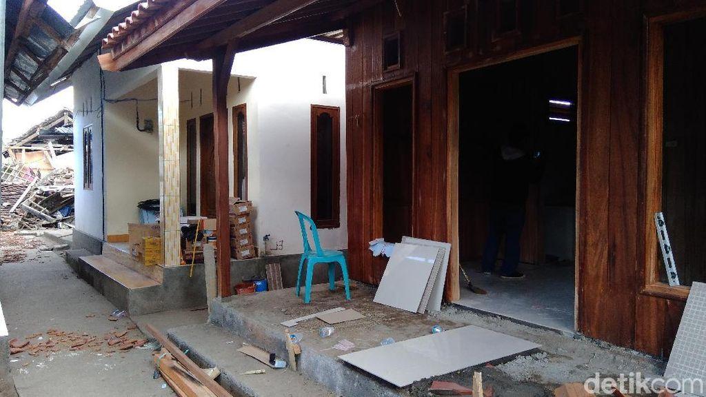 Rumah Juara Lari Zohri di Lombok Tak Rusak Akibat Gempa