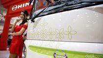 Hino Kenalkan Bus Masa Depan Poncho Electric Vehicle