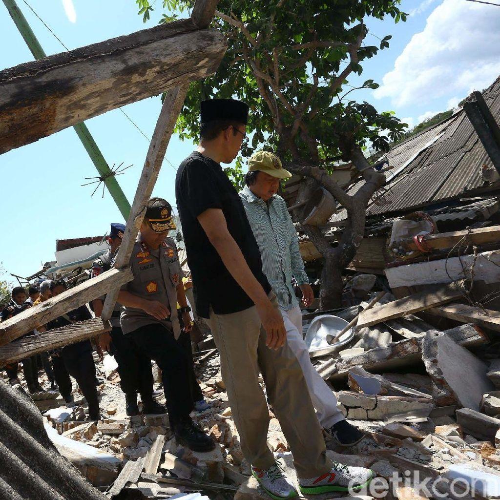 TGB: Lombok Kondusif, Jangan Ditambah Komentar Bernada Fitnah