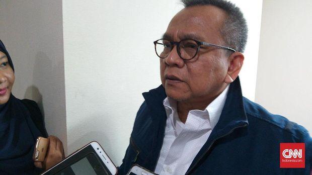 Wakil Ketua DPRD DKI M. Taufik.
