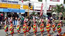 Kemendes Gelar Festival Perdamaian dan Pranata Adat di Nabire