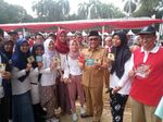 Bantu Korban Lombok, Pemkot Depok Sudah Galang Dana Rp 400 Juta